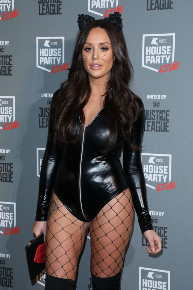 Charlotte Crosby - Kiss FM House Party in London