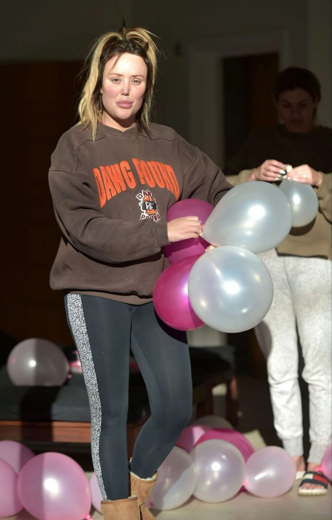 Charlotte Crosby - Out in Sunderland