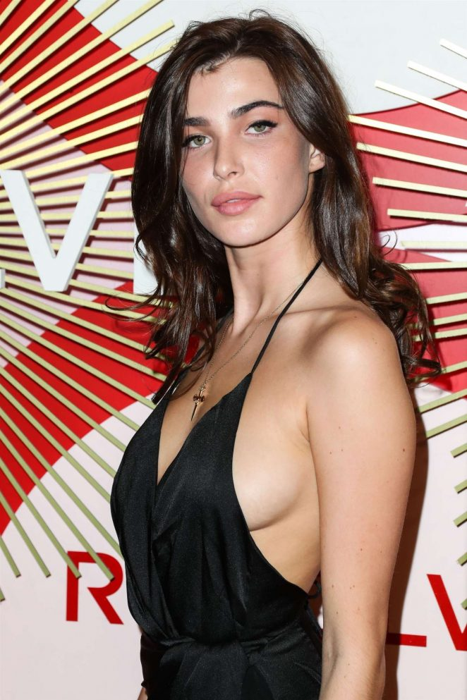 Charlotte D'Alessio - 2018 REVOLVE Awards in Las Vegas