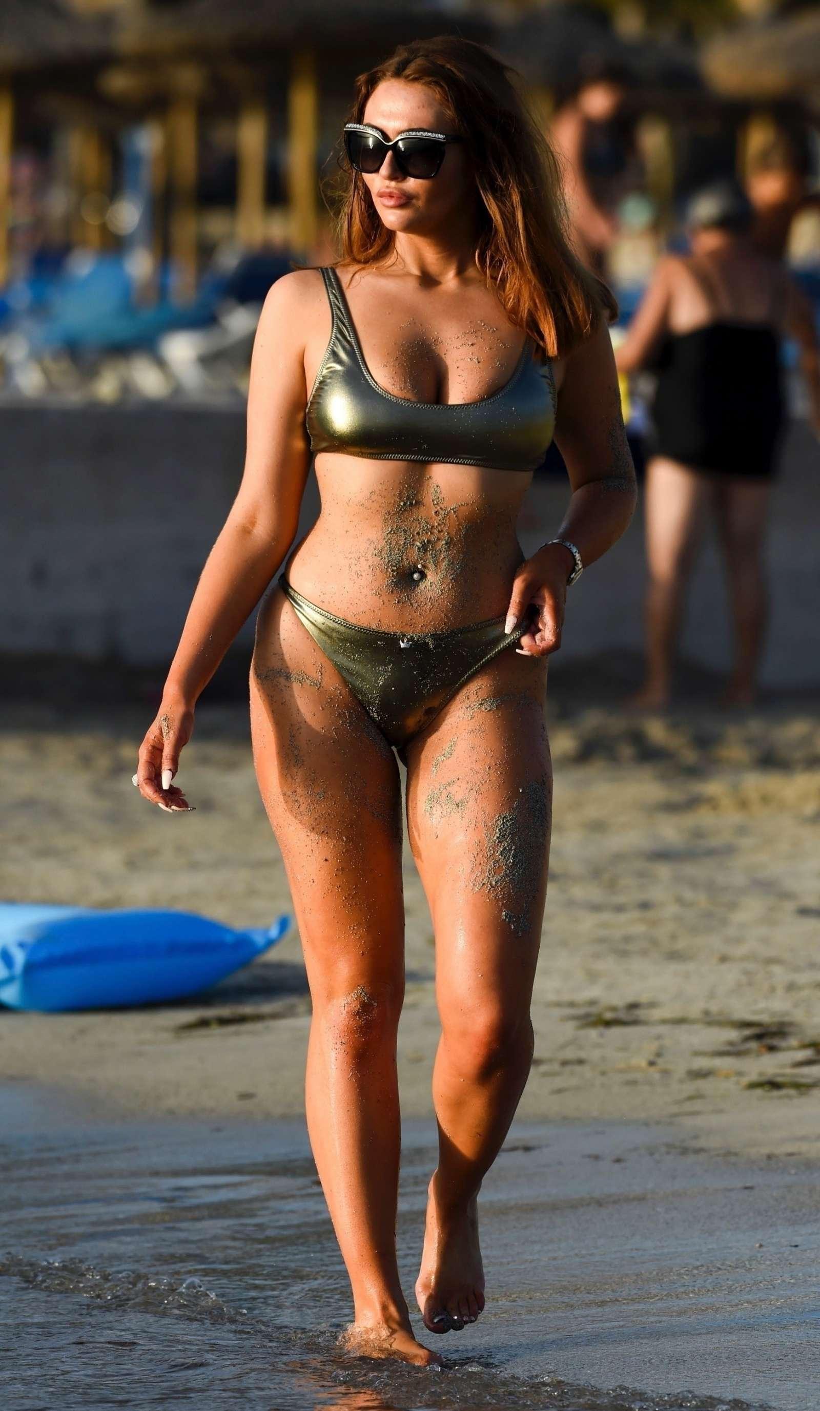 Charlotte Dawson 2017 : Charlotte Dawson in Bikini 2017 -08