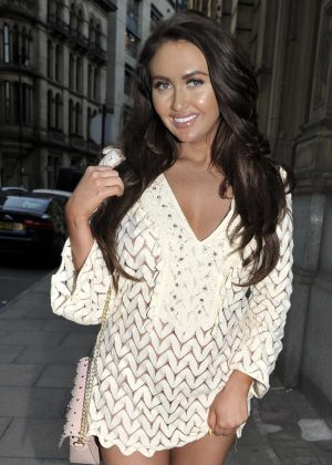 Charlotte Dawson - Out in Manchester