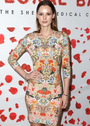 Charlotte De Carle - Sheba Floral Ball in London
