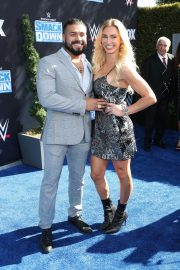 Charlotte Flair - WWE 20th Anniversary Celebration in Los Angeles