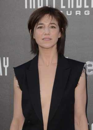 Charlotte Gainsbourg - 'Independence Day: Resurgence' Premiere in Los Angeles