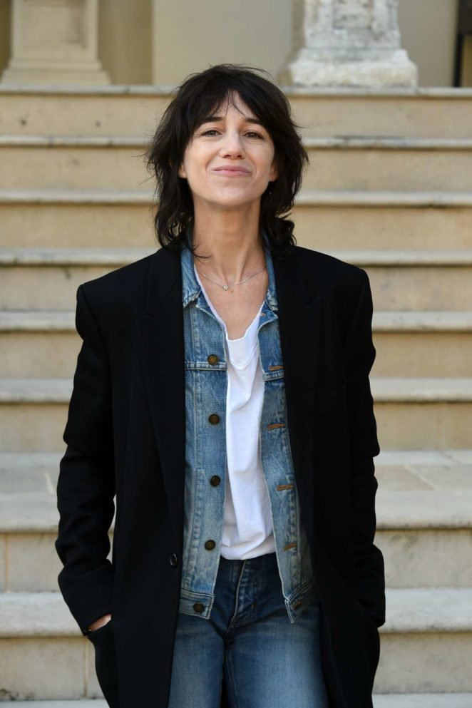 Charlotte Gainsbourg - 'Promise at Dawn' Photocall at 26th Sarlat Film Festival in Sarlat