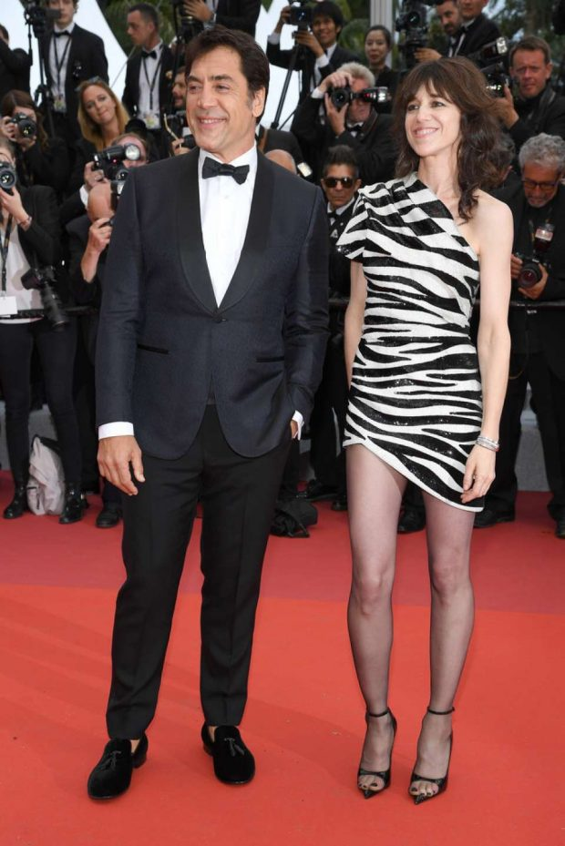 Charlotte Gainsbourg - 'The Dead Don't Die' Premiere and Opening Ceremony at 2019 Cannes Film Festival