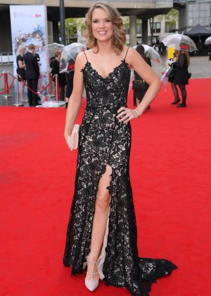 Charlotte Hawkins - British Academy Television Awards 2017 in London