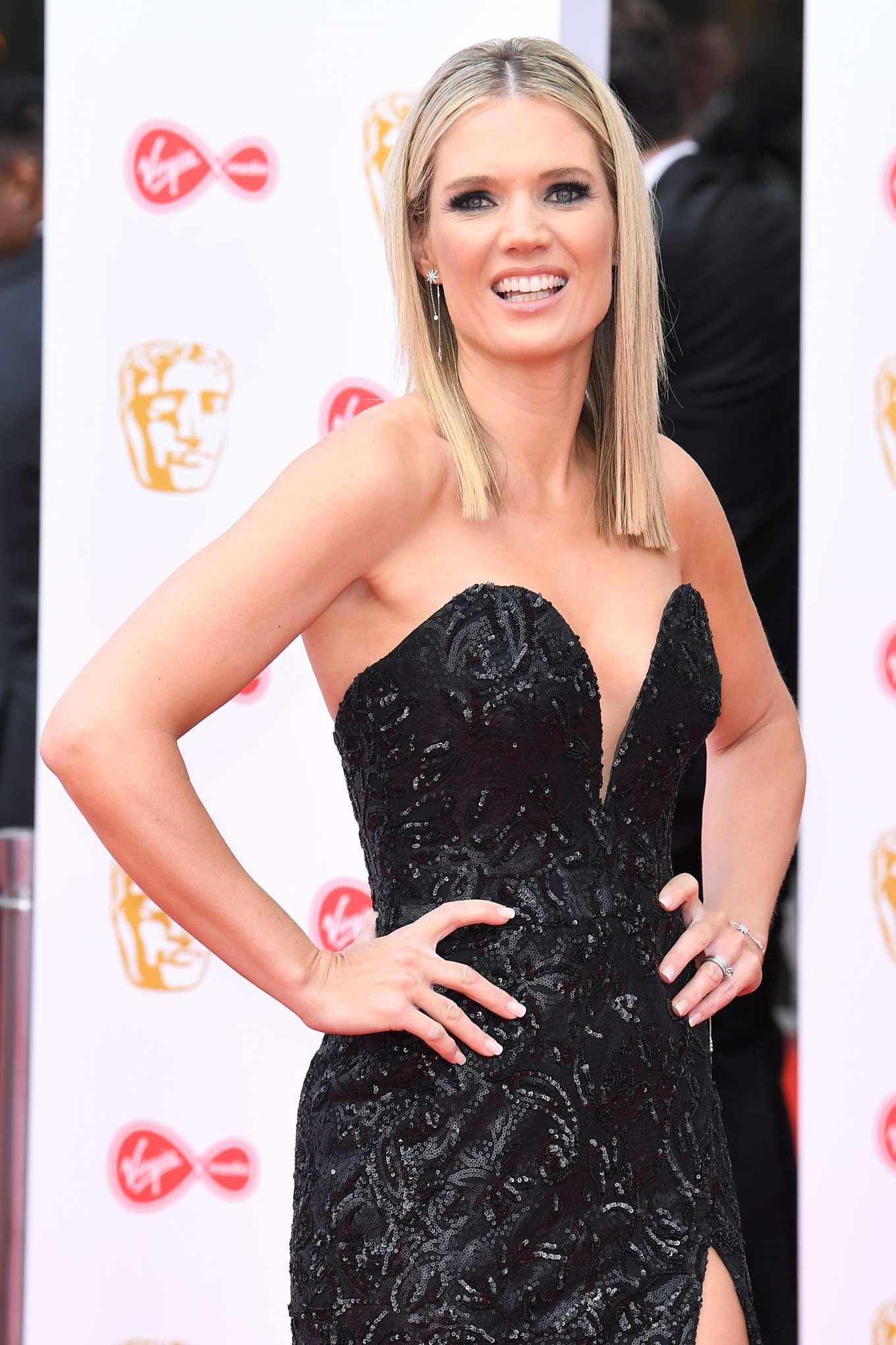 Charlotte Hawkins - British Academy Television Awards 2019 in London
