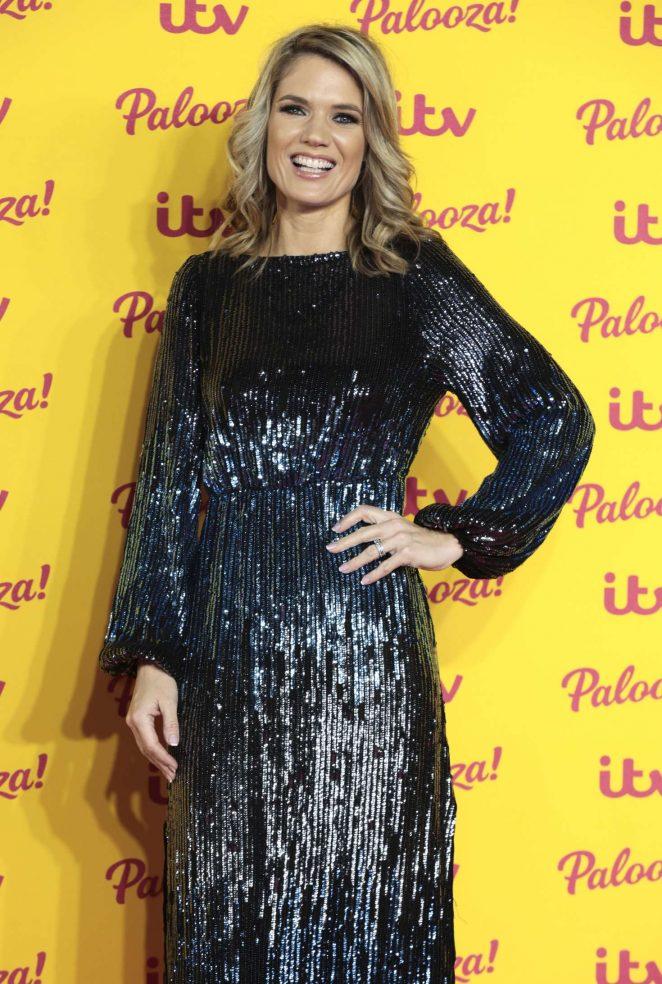 Charlotte Hawkins - ITV Palooza in London