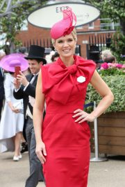 Charlotte Hawkins - Royal Ascot Fashion Day 3 in Ascot