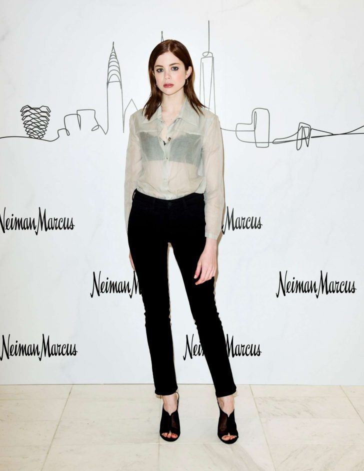 Charlotte Hope - Neiman Marcus Hudson Yards Party in New York