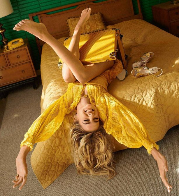 Charlotte Lawrence - Cosmopolitan Magazine - October 2020