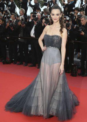 Charlotte Le Bon - 'BlacKkKlansman' Premiere at 2018 Cannes Film Festival