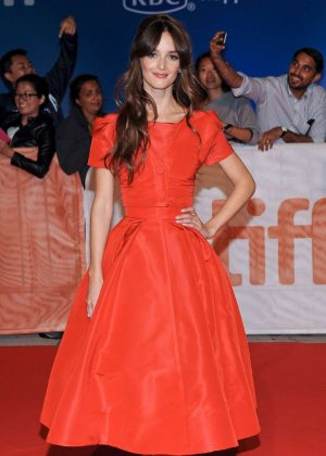 charlotte le bon the promise premiere at 2016 tiff 11 gotceleb. Black Bedroom Furniture Sets. Home Design Ideas