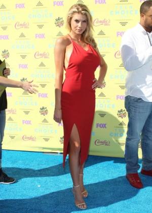 Charlotte McKinney: 2015 Teen Choice Awards in LA-01