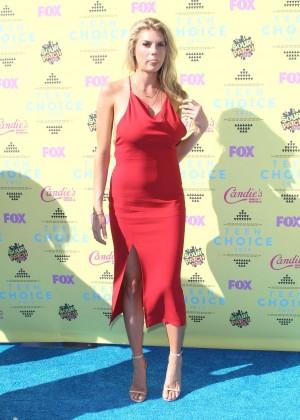 Charlotte McKinney: 2015 Teen Choice Awards in LA-07