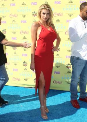 Charlotte McKinney: 2015 Teen Choice Awards in LA-09