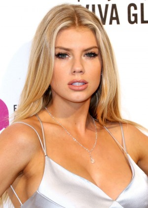 Charlotte McKinney - 2016 Elton John AIDS Foundation's Oscar Viewing Party in West Hollywood