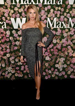 Charlotte McKinney - 2017 Women In Film Max Mara Face of the Future Awards in LA