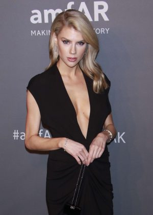 Charlotte McKinney - amfAR New York Gala 2019 in NYC