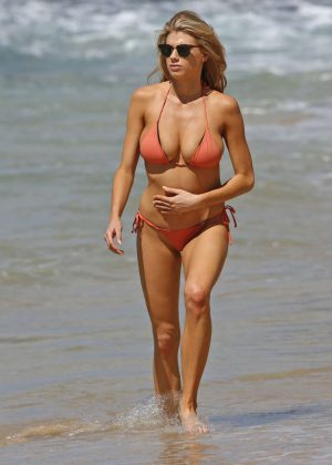 Charlotte Mckinney: Bikini 2016 -12