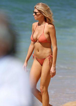 Charlotte Mckinney: Bikini 2016 -17