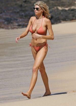 Charlotte Mckinney: Bikini 2016 -21