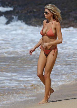 Charlotte Mckinney: Bikini 2016 -33
