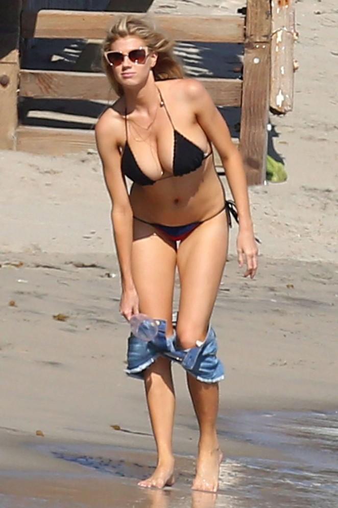 Back to post charlotte mckinney bikini candids in malibu
