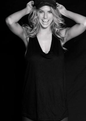 Charlotte McKinney: Alessandra Fiorini Photoshoot 2015 -03