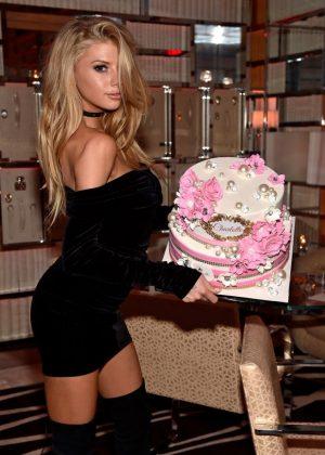 Charlotte McKinney - Celebrates her birthday in Las Vegas