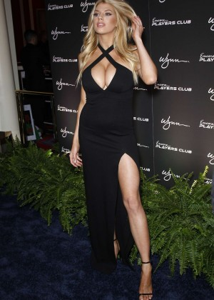 Charlotte McKinney: Encore Players Club Grand Opening -02
