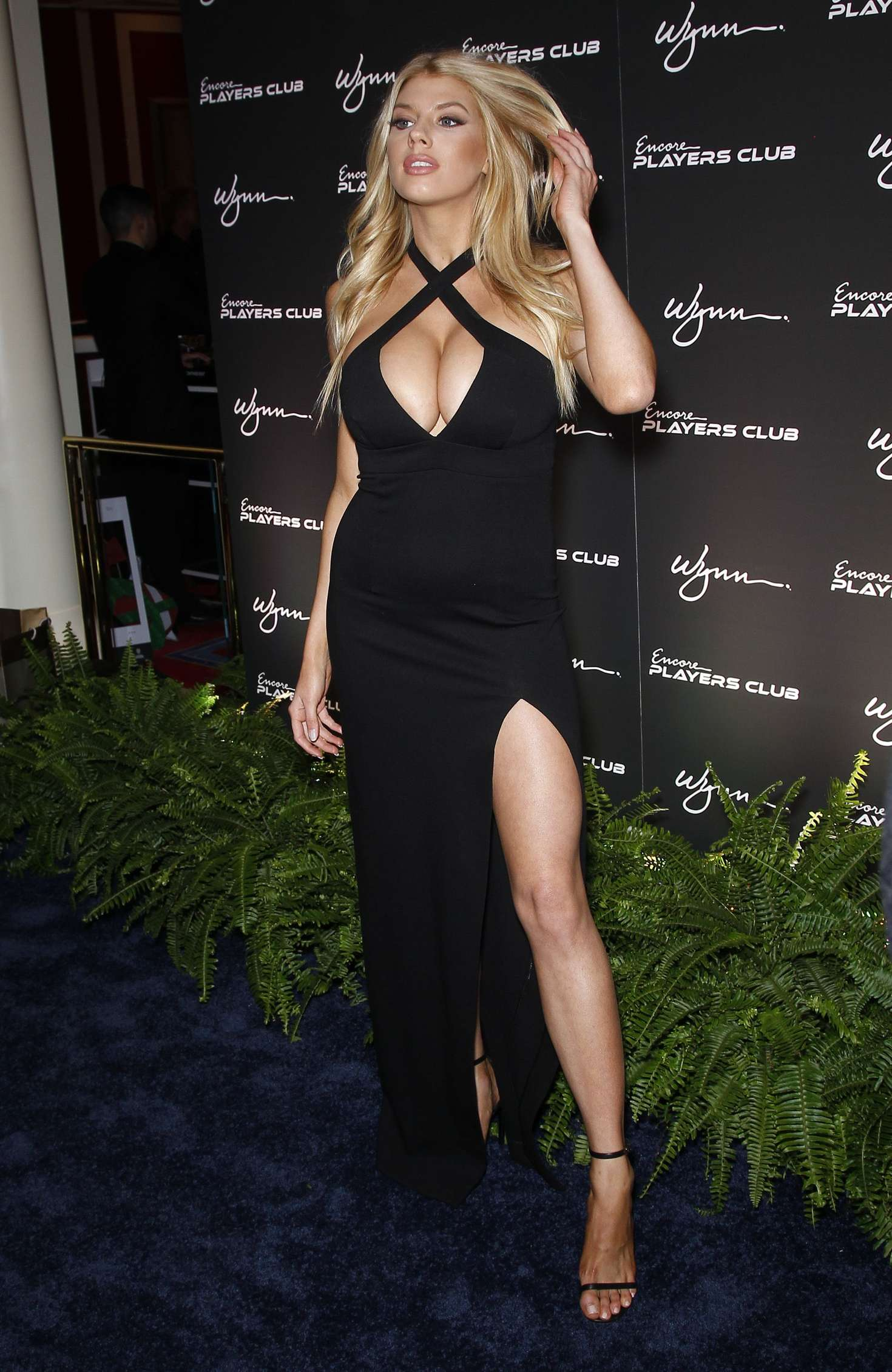 Charlotte McKinney 2016 : Charlotte McKinney: Encore Players Club Grand Opening -02