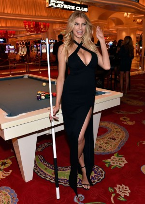 Charlotte McKinney: Encore Players Club Grand Opening -03