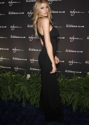 Charlotte McKinney: Encore Players Club Grand Opening -04