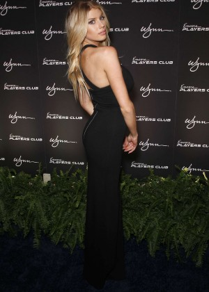 Charlotte McKinney: Encore Players Club Grand Opening -05