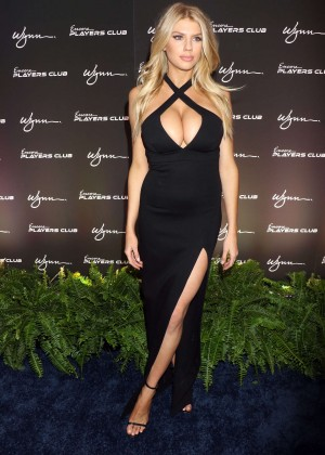 Charlotte McKinney: Encore Players Club Grand Opening -06