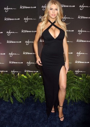 Charlotte McKinney: Encore Players Club Grand Opening -10