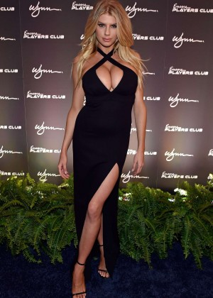 Charlotte McKinney: Encore Players Club Grand Opening -11