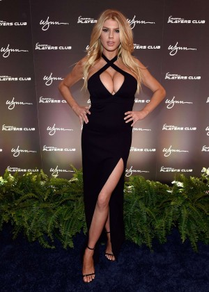 Charlotte McKinney: Encore Players Club Grand Opening -14