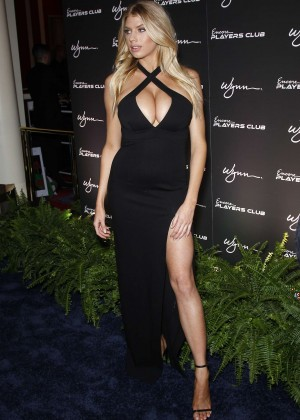 Charlotte McKinney: Encore Players Club Grand Opening -15