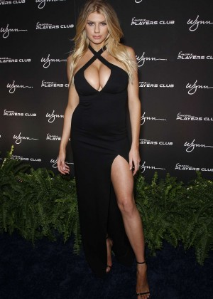 Charlotte McKinney: Encore Players Club Grand Opening -16