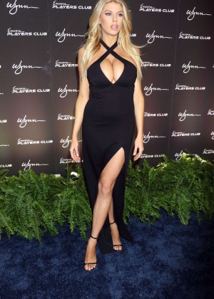 Charlotte McKinney: Encore Players Club Grand Opening -17