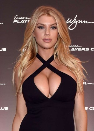 Charlotte McKinney: Encore Players Club Grand Opening -21