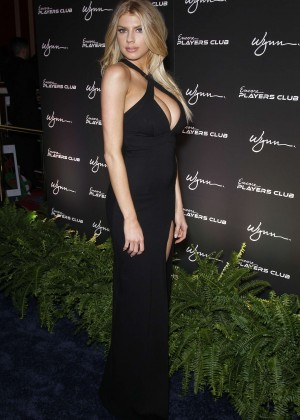 Charlotte McKinney: Encore Players Club Grand Opening -24