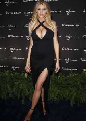 Charlotte McKinney: Encore Players Club Grand Opening -26