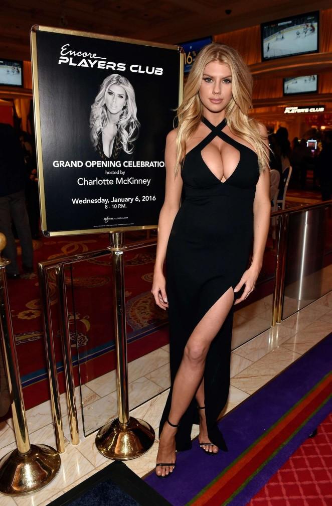 Charlotte McKinney 2016 : Charlotte McKinney: Encore Players Club Grand Opening -32