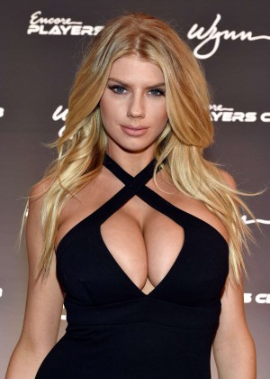 Charlotte McKinney: Encore Players Club Grand Opening -33