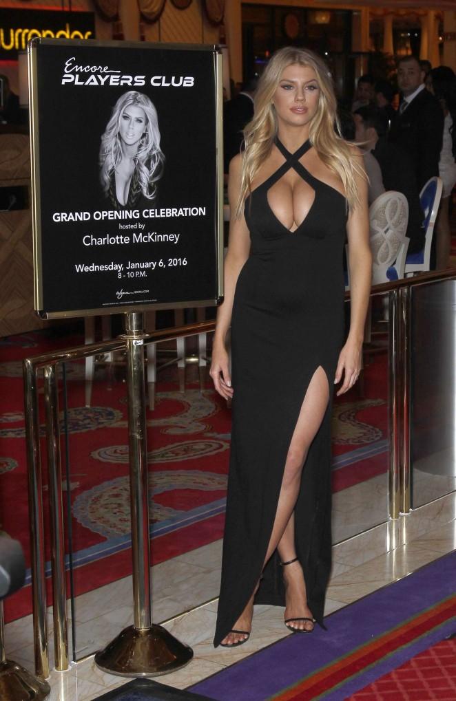 Charlotte McKinney 2016 : Charlotte McKinney: Encore Players Club Grand Opening -34