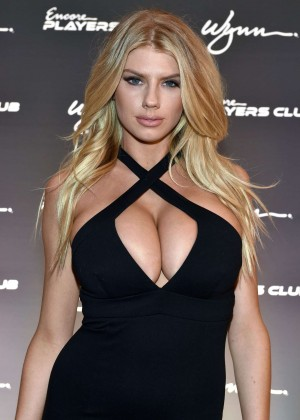 Charlotte McKinney: Encore Players Club Grand Opening -35